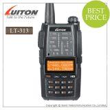Portable 2 Way Radio Walkie Talkie Lt-313 UHF VHF Radio Transceiver