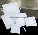3W SMD2835 AC95-240V White LED Square Panel Light