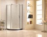Sanitary Wares Tempered Glass Bathroom Shower Room (R2)