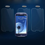 0.2mm Samsungs4 Mobile Phone Tempered Glass Screen Protector (GT-1801)