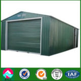 Light Steel Modern Economical Prefabricated Garage House