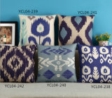 Fashion Transfer Printed Cushion Geometry Digital Printed Cushion (YCL04-238)