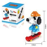 En-71 Approval Education DIY Toy Nano Blocks for Kids (10210566)