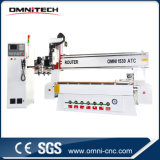 CNC Router with Auto Tool Changer for Furniture, Cabinet Working