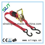 Cargo Straps with S Shape Hook