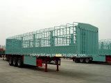 Stake Fence Bulk Cargo Transport Semi Trailer for Sale