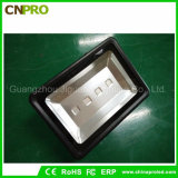 Curing Blacklight 100W Outdoor UV LED Flood Light with 390nm UV Light