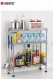 Adjustable 3 Tier Kitchen Shelf Rack (CJ452543C3C)