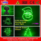 Ilda Green Laser Moving Head for Christmas