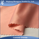 Polyester Waterproof Semi Dull Face Satin Garment Fabric