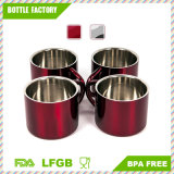 Stainless Steel Double Wall Coffee Mug Espresso Cups Drinking Glasses