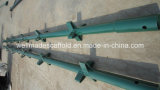 2.5m Kwikstage Scaffolding Standard for Vertical Support