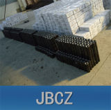 Jbcz Manufacturer Upset Forging Parallel Threaded Coupler
