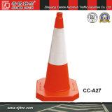 75cm Durable Rubber Traffic Cones (CC-A27)