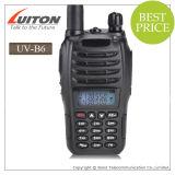 Wholesale 2014 New Baofeng UV-B6 Dual Band VHF UHF 5W 99 Channels FM PMR Portable Two-Way Radio Baofeng