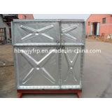 Assembly Steel Water Storage Tank in Construction Field