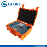 120A 576V 0.02% Three Phase Portable Multifunction Energy Meter Test Device at Work Site