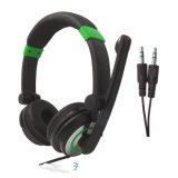 CE and RoHS Approved Mic Headphone for Call Center