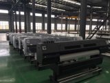 Solvent/Sublimation Large Format Printer with Double Head Industrial Printing Paper