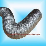 Non-Insulated Flexible Aluminum Ducts