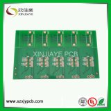Printed Circuit Board Prototype with Copper