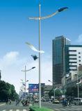Drawing Galvanized Street Lighting Pole