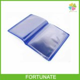 Eco-Friendly PVC Plastic Card Holder for Bank