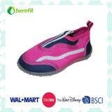 Three Different Color Upper, TPR Sole, Aqua Shoes