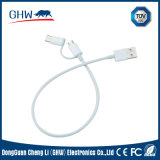 2 Heads Charging Cable to EU and USA Market