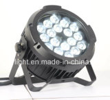 Outdoor High Power IP65 Waterproof LED PAR Light/ Outdoor Stage PAR Can Lighting