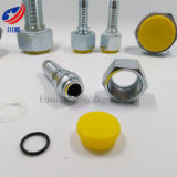 Stainless Steel Hydraulic Hose Fitting 20411 Fitting Dkol Dkos Fitting Metric Female O Ring Hydraulic Hose Fitting