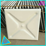 Double White Panel Layer Enameled Steel Water Tank Price