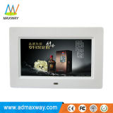 Electric 7 Inch Digital Photo Picture Frame with WiFi Android (MW-077WDPF)