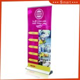 Adjustable Roll up Banner L Banner Stand