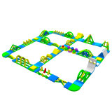 Custmoized Giant Commercial Inflatable Floating Water Park