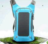 Sunpower Solar Power Backpack Packbag Back Bag Mobile Phone Power Bank Charger