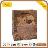 Lovely Bears Clothing Shoe Sweater Shopping Gift Kraft Paper Bag