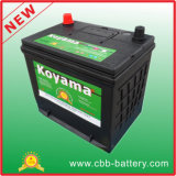 Accumulator Maintenance Powerful Engine Start Car Battery 55D23L (12V60Ah) Auto Battery
