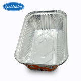 Use-Friendly Aluminum Foil Container (GS-JP Z3614)