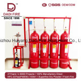 Factory Direct Sale Mixed Gas Filling Ig541 Fire Fighting System