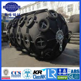 Yokohama Type Marine Rubber Fender with Galvanized Chain and Tyre