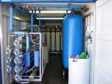 Containerized Seawater Desalination Plant Container Housing Swro System