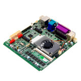 Touch Monitor Embedded Industrial Cheap Motherboard with 1.86GHz Processor