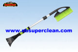 90-120cm Car Cleaning, Snow Remover with Ice Scraper Telescopic Snow Brush (CN2238)