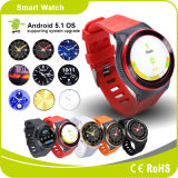 3G 5.1 Android System WiFi Bluetooth SIM Card Pedometer Heart Rate GPS Watch