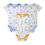 Wholesale Custom Full Printing Baby Romper (A773)