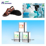 PU Material for Slipper and Sandal DIP Shoe Sole a-5005/B-5002