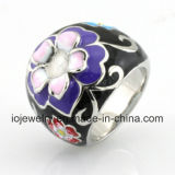 Flower Enamel Flower Brazil Jewelry