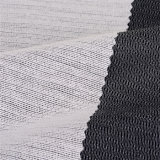 50% Polyester+50% Viscose Brushed Woven Interlining Fusbile