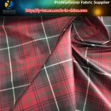 Polyester Taffeta Yarn Dyed Fabric with Waterproof for Jacket, Memory Fabric, (LY-YD1037)